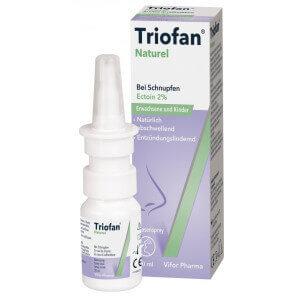 Triofan Naturel nasal spray (20ml)