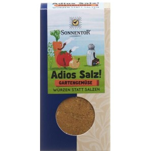 Sonnentor Adios Salt! vegetable mix garden vegetables (60g)