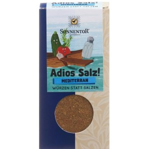 Sonnentor Adios Salt! Mediterranean vegetable mix (55g)