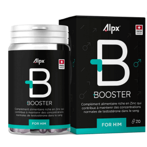 Alpx Booster for him capsules (20 pieces)