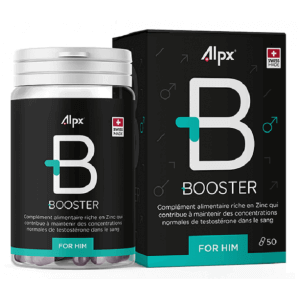 Alpx Booster for him capsules (50 pieces)