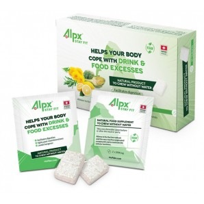 Alpx Stay Fit Tabletten (10 Stk)