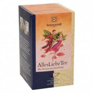 Sonnentor Alles Liebe herbal tea bags (18 pcs)