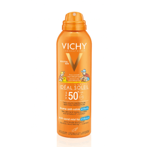 Vichy Ideal Soleil Anti-Sand Kinder LSF50+ (200 ml)