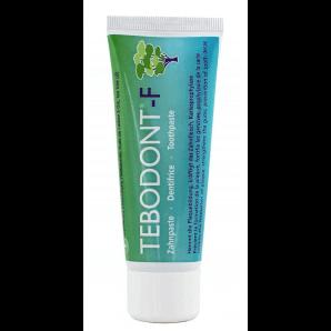 Tebodont-F toothpaste tube (75 ml)