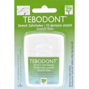 Tebodont Stretch Zahnfaden (50m)