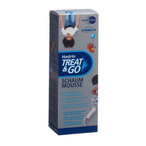 HEDRIN Treat & Go foam (100 ml)