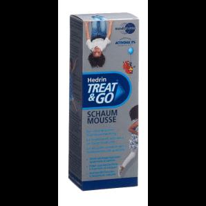 HEDRIN Treat & Go Schaum (100 ml)