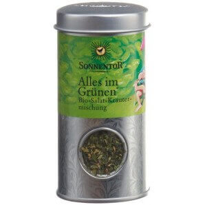 Sonnentor everything in the green salad spice can (15g)