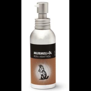 puralpina Murmeli-Öl rein & kraftvoll (50ml)