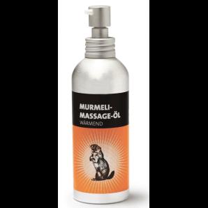 puralpina Murmeli-Massageöl (100ml)