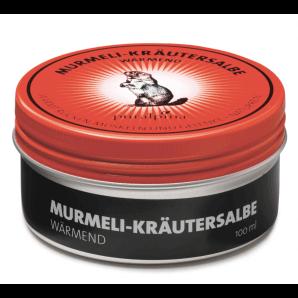 puralpina Murmeli-Kräutersalbe wärmend (100ml)