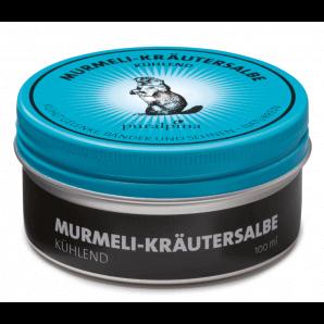 puralpina Murmeli herb ointment cooling (100ml)