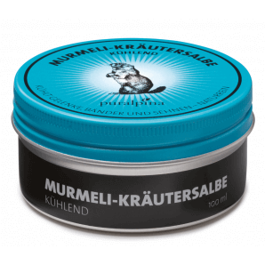 puralpina Murmeli herbal ointment cooling (50ml)