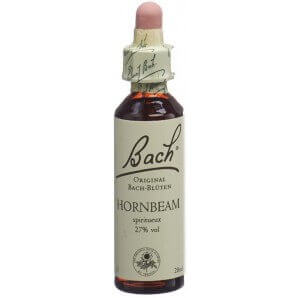 Bach-Blüten Original Hornbeam No 17 (20 ml)