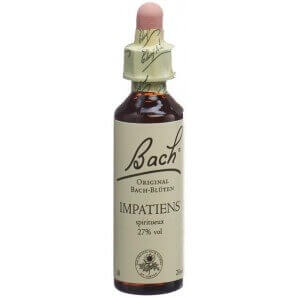 Bach-Blüten Original Impatiens No 18 (20 ml)