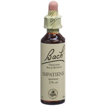 Bach-Blüten Original Impatiens No 18 (20 ml)