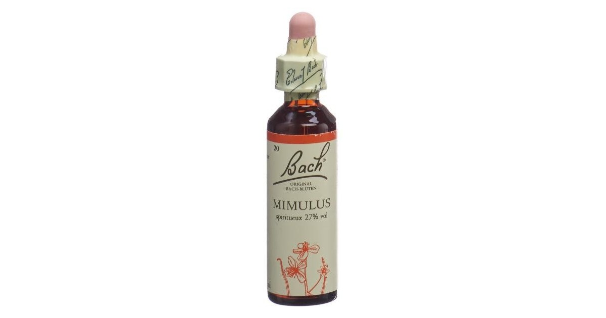 Bach-Blüten Original Mimulus No 20 (20 ml)