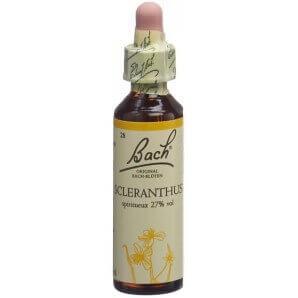 Bach-Blüten Original Scleranthus No 28 (20 ml)