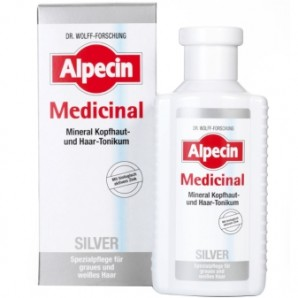 Alpecin Silver Hair Tonic Mineral (200ml)