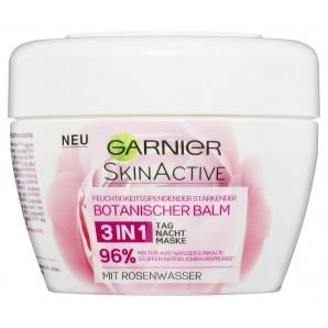Garnier Natural Range Balm Rose Topf (140 ml)