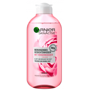 Garnier Natural Range Toner Rose Flasche (200 ml)