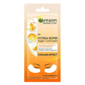 Garnier SkinActive Eye Tissue Mask Orange (6 g)