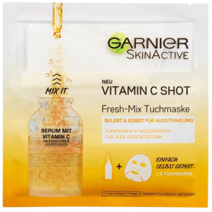 Garnier Skin Active Fresh Tiss Mask Vitamin C (33 ml)