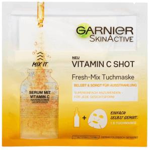 Garnier Skin Active Fresh Tiss Mask Vitamin C (33 ml)