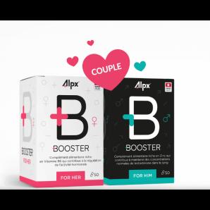 Alpx Booster Couple - 2x Schachteln (50 Kapseln)