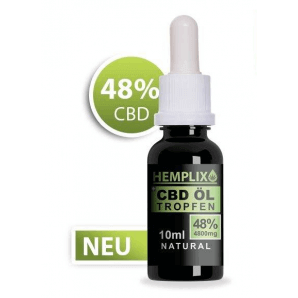 Hemplix CBD Öl Tropfen (48%)