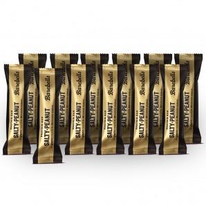 Barebells barres protéinées d'arachide salée (12 x 55g)