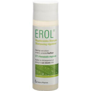 EROL Shampooing régulateur (200ml)