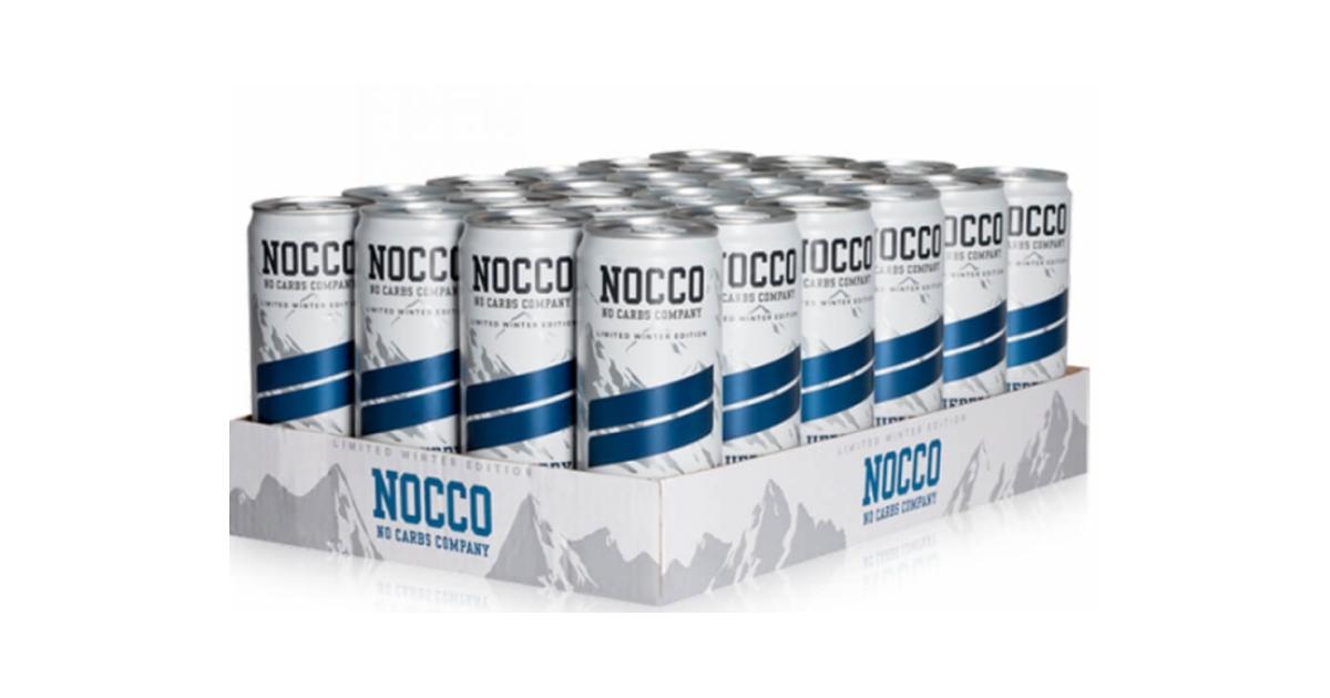 Nocco bcaa Blueberry (24x330ml)