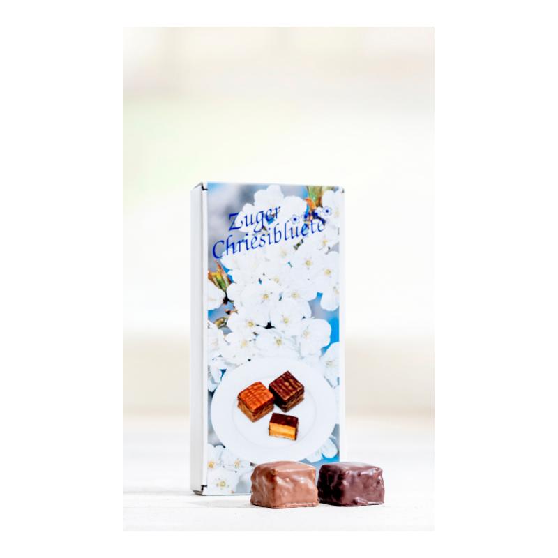 Zuger Chriesiblüete - Aeschbach Chocolatier (24er)