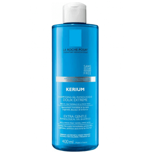 La Roche Posay Kerium Shampoo extremely mild bottle (400 ml)