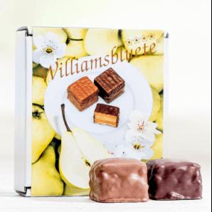 Williams flower - Aeschbach Chocolatier (4er)
