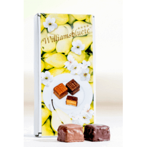 Williams flower - Aeschbach Chocolatier (12er)