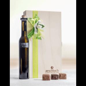 Williamsblüete Mit Zuger Williams - Aeschbach Chocolatier (12er)
