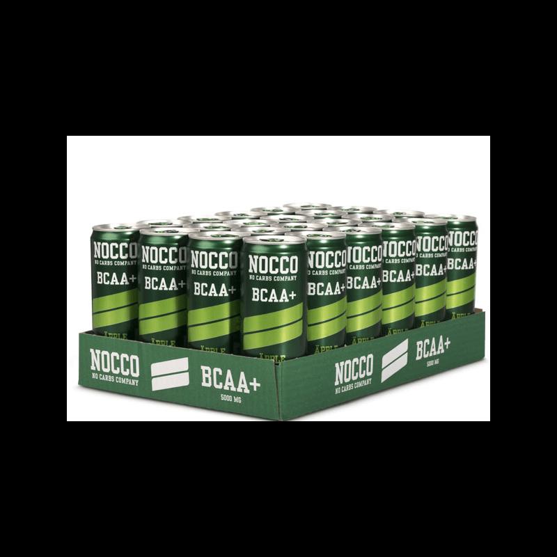 NOCCO BCAA + apple (24x330ml)