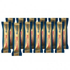 Barebells barres protéinées au fudge croustillant (12 x 55g)