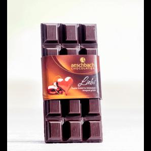 Tafel Création Liebi - Aeschbach Chocolatier (100g)