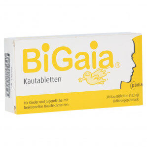 Bigaia - Kautabletten