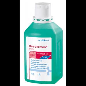 Desderman pure Händedesinfektionsmittel (500ml)