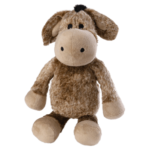 BEDDY BEAR heat soft toy donkey