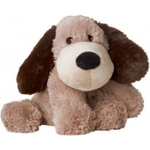 BEDDY BEAR heat soft toy dog ​​Gary II lavender