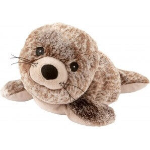 BEDDY BEAR heat stuffed animal seal