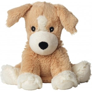 BEDDY BEAR heat soft toy puppy