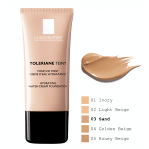 La Roche Posay Tolériane Teint fluide Creme 04 (30 ml)
