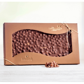 Riesentafel Milchschokolade - Aeschbach Chocolatier (1000g)